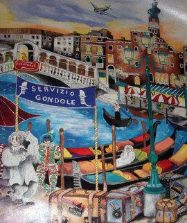 Venice Carnivale Limited Edition Print - Linnea Pergola