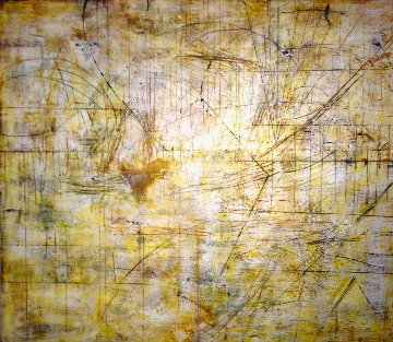 Prairie 2019  72x96 Super Huge Original Painting - Mark Perlman