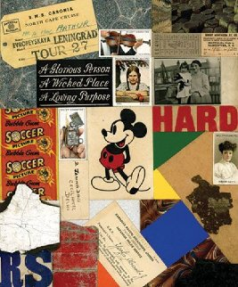 Mickey 2005 Limited Edition Print - Peter Blake