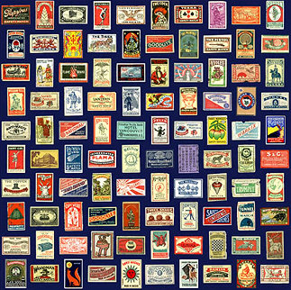 Matchboxes 2011 Limited Edition Print by Peter Blake