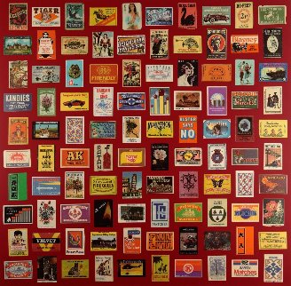 Matchboxes II 2011 Limited Edition Print - Peter Blake