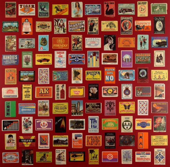 Matchboxes II 2011 Limited Edition Print by Peter Blake
