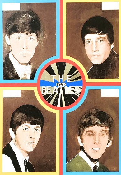 Beatles 1962 Limited Edition Print by Peter Blake