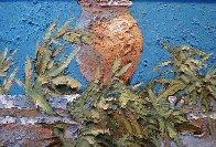 Plantes de Aire 2007 24x60 Super Huge  Original Painting by Endre Peter Darvas - 1