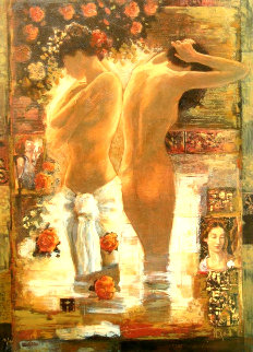 Grace VIII Embellished Limited Edition Print - Peter Nixon