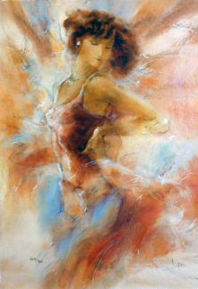Allure II 2005 Limited Edition Print by Peter Nixon