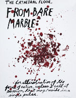 From Bare Marble PP 1990 Limited Edition Print by Raymond Pettibon - 0