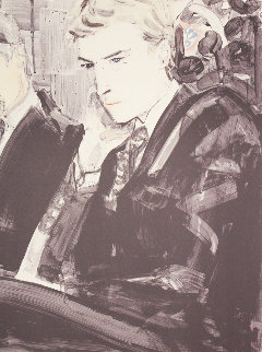 Prince William 2000 Limited Edition Print - Elizabeth Peyton