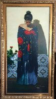 Shawls of Spain Purpora 2006 Limited Edition Print by Gabriel Picart - 1