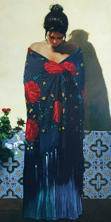 Shawls of Spain Purpora 2006 Limited Edition Print - Gabriel Picart