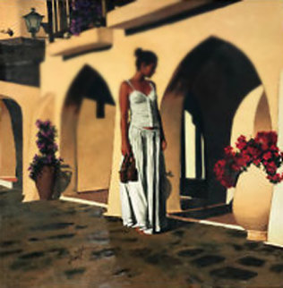 Minorcan Walk Limited Edition Print - Gabriel Picart
