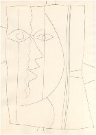 Miroir #29 - Corps Perdu 1950 Limited Edition Print by Pablo Picasso - 1
