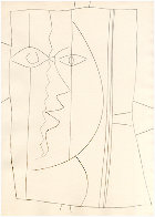Miroir #29 - Corps Perdu 1950 Limited Edition Print by Pablo Picasso - 0