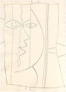 Miroir #29 - Corps Perdu 1950 Limited Edition Print - Pablo Picasso