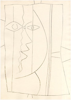 Miroir #29 - Corps Perdu 1950 Limited Edition Print by Pablo Picasso