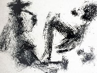 Homme a La Pipe 347  1969 HS  Limited Edition Print by Pablo Picasso - 0