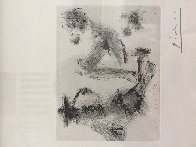 Homme a La Pipe 347  1969 HS  Limited Edition Print by Pablo Picasso - 3
