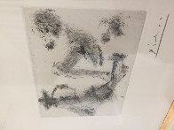 Homme a La Pipe 347  1969 HS  Limited Edition Print by Pablo Picasso - 4