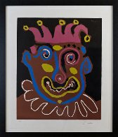 Le Vieux Roi (The Old King) Linocut 1965 HS Limited Edition Print by Pablo Picasso - 1