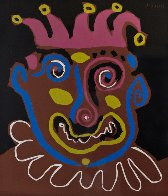 Le Vieux Roi (The Old King) Linocut 1965 HS Limited Edition Print by Pablo Picasso - 0