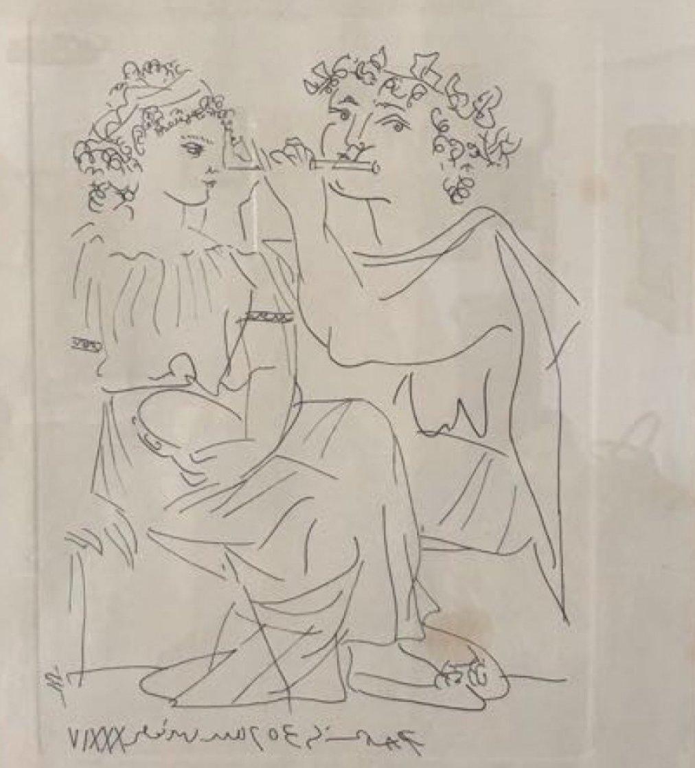 Sans Titre 1934 HS Limited Edition Print by Pablo Picasso