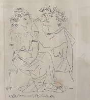 Sans Titre 1934 Limited Edition Print by Pablo Picasso - 0