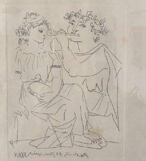Sans Titre 1934 Limited Edition Print - Pablo Picasso
