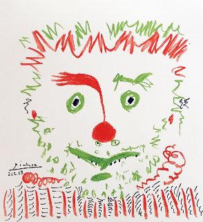 La Folie 1960 Limited Edition Print - Pablo Picasso