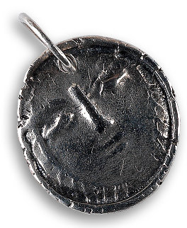 Visage Silver Pendant 1950 Jewelry - Pablo Picasso