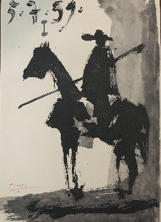 Toros Y Toreros Works on Paper (not prints) - Pablo Picasso