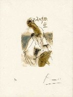 Figura Femminile 1970 HS Limited Edition Print by Pablo Picasso - 1