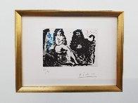 Visiteur Au Nez Bourbonien Chez La Celestine (visitor with a Bourbon Nose At Celestine) 19 Limited Edition Print by Pablo Picasso - 2