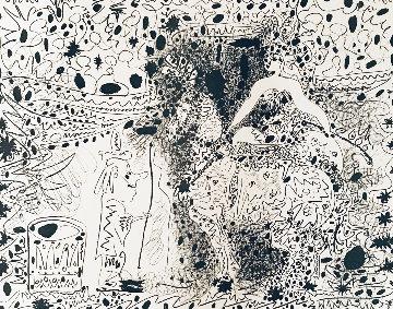 L'Ecuyere 1960 Limited Edition Print - Pablo Picasso