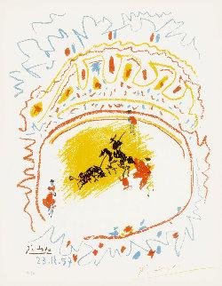 La Petite Corrida 1957 Limited Edition Print by Pablo Picasso