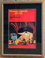 Picasso Linocuts: 1958–1963 Limited Edition Print by Pablo Picasso - 1
