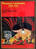 Picasso Linocuts: 1958–1963 Limited Edition Print by Pablo Picasso - 2