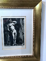 Nu Accoude From Sable Mouvant 1966 Limited Edition Print by Pablo Picasso - 2