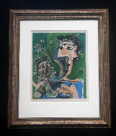 Françoise and Claude Limited Edition Print by Pablo Picasso - 1