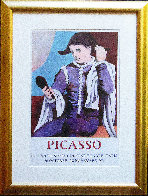 Picasso Paris, Galerie Knoedler Poster 1971 Limited Edition Print by Pablo Picasso - 1