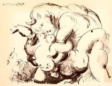 Minotaur 1967 Limited Edition Print - Pablo Picasso