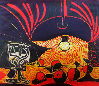 Picasso Linocuts Poster 1970 Limited Edition Print by Pablo Picasso - 2
