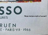 Buste De Femme D'apres Cranach Le Jeune Poster 1966 Limited Edition Print by Pablo Picasso - 7