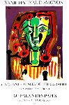Fifty Years of Lithography At Mourlot Studios Poster 1978 Limited Edition Print - Pablo Picasso