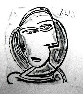 Femme AP Limited Edition Print - Pablo Picasso