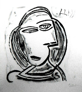 Femme AP Limited Edition Print by Pablo Picasso