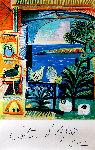 Cote D' Azur 1962 Limited Edition Print - Pablo Picasso