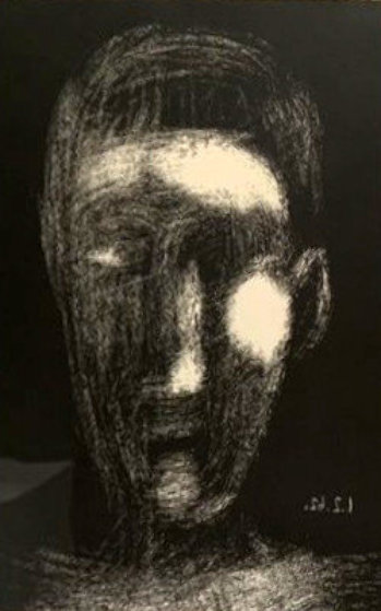 Tete De Garcon 1962 by Pablo Picasso
