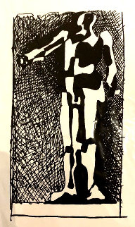 Helene Chez Archimede XXII 1972 Limited Edition Print by Pablo Picasso