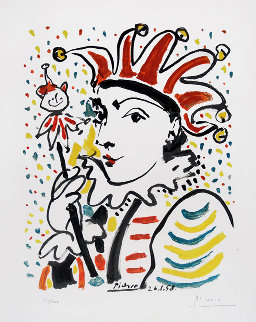 Carnival  1958  Limited Edition Print by Pablo Picasso