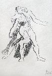 Grace And Mouvement Portfolio, 14 Plates 1943 Limited Edition Print - Pablo Picasso